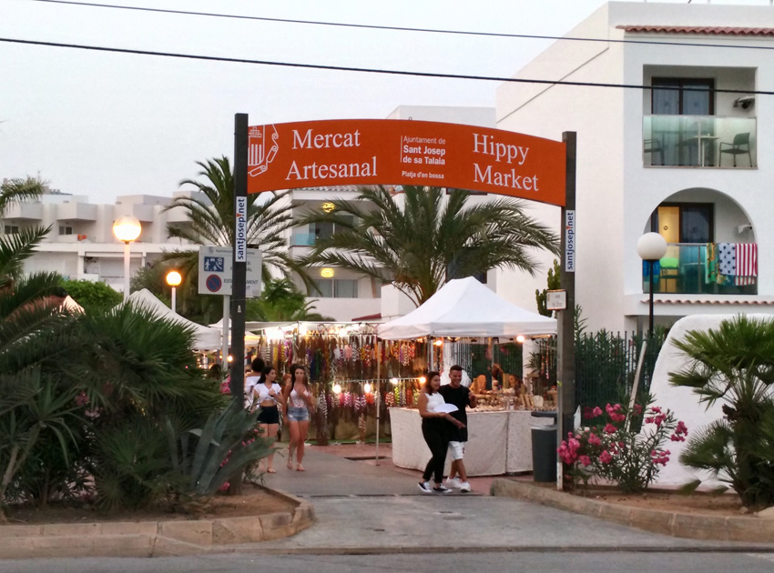 mercadillo hippy ibiza