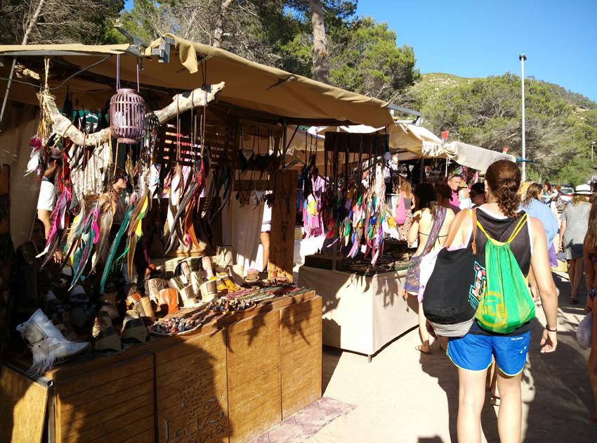 benirras mercadillo hippy market