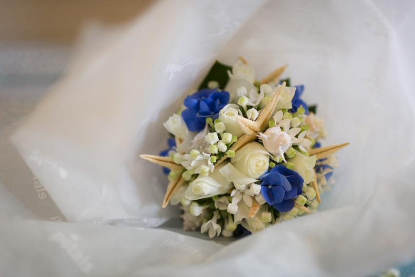 Mi ramo de novia.