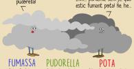 fumassa pudorella i pota eivissenquisme il·lustrat