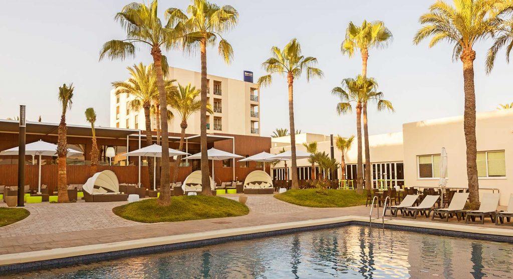 Hoteles en Ibiza cerca del aeropuerto