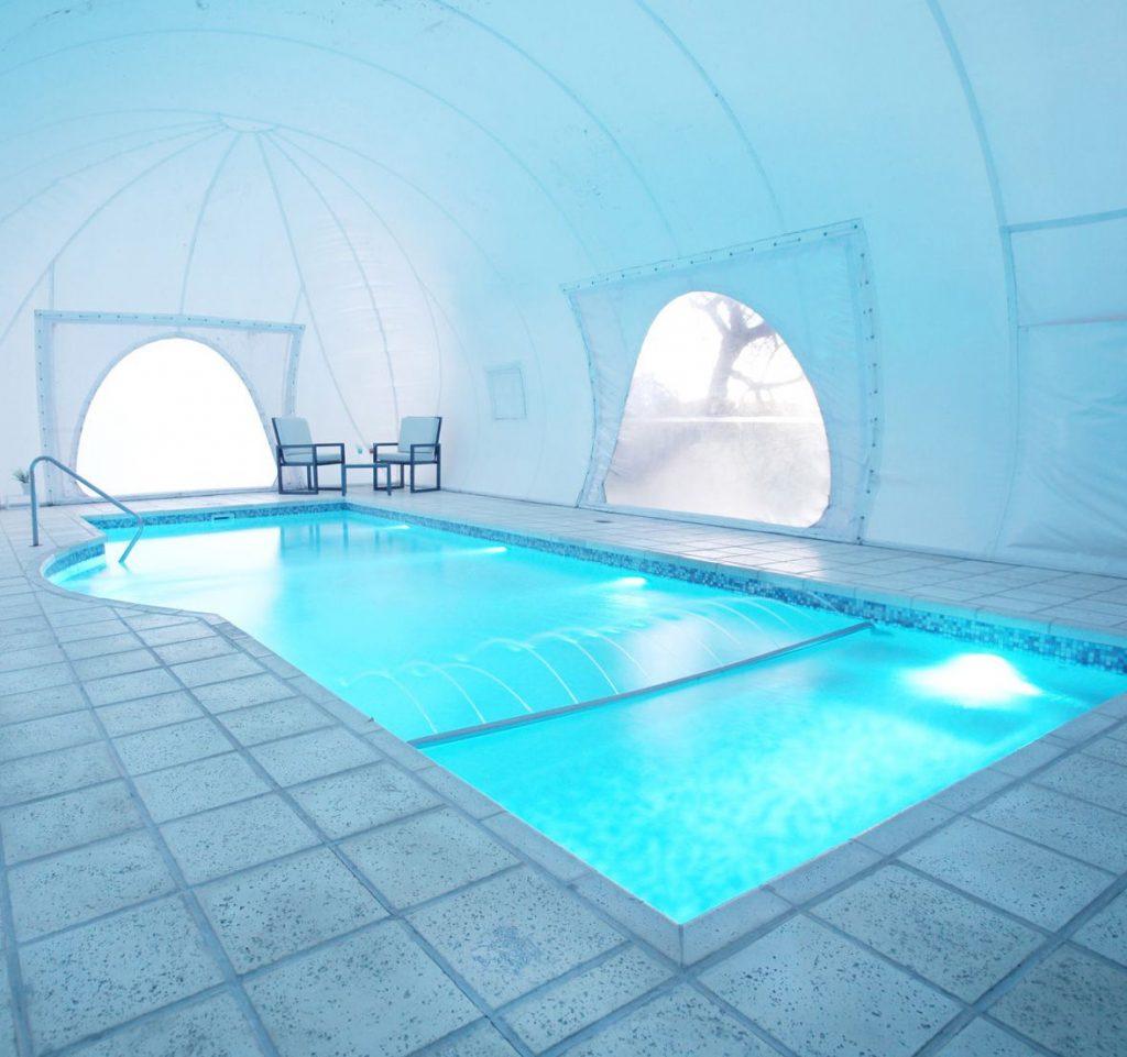 Hoteles en Ibiza con piscina climatizada