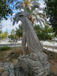 El Monumento del Pescador de Sant Antoni de Portmany
