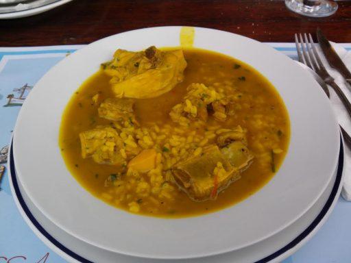 Un plato de arroz de matanzas